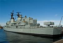 kulite marine frigate