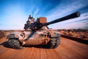 kulite military tank