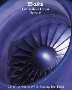 kulite products gas turbine engine sensors brochure