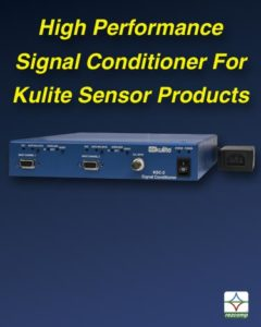 kulite products signal conditioner brochure