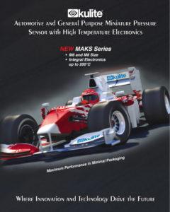 kulite products maks series brochure
