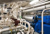 kulite marine engine room